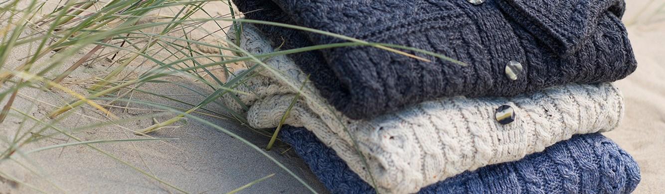 Organic and natural wools