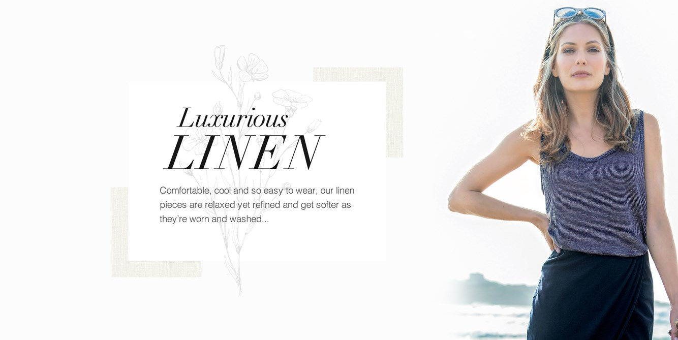 Luxurious Linen by Celtic & Co.