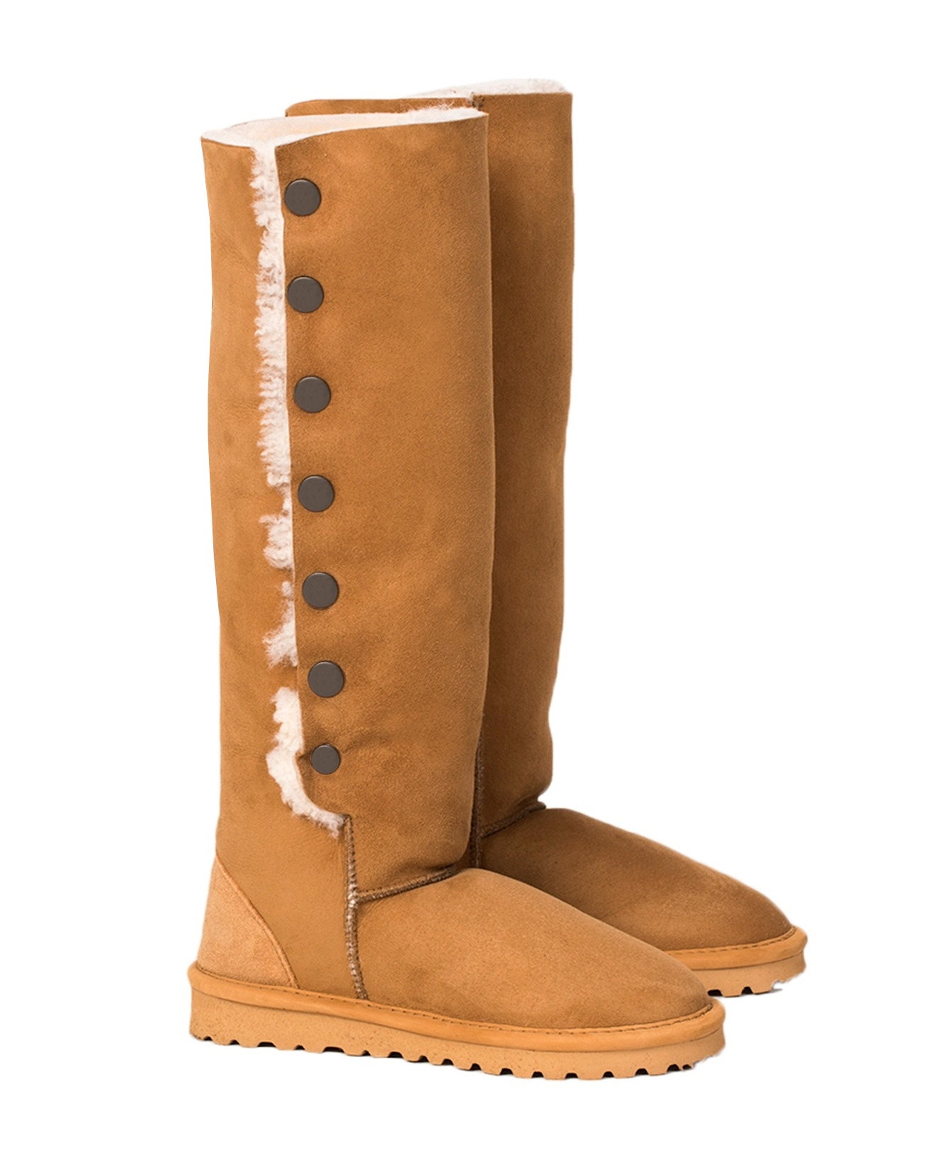 a4abf0b3a7d Popper Boots - Knee Height. Double tap to zoom
