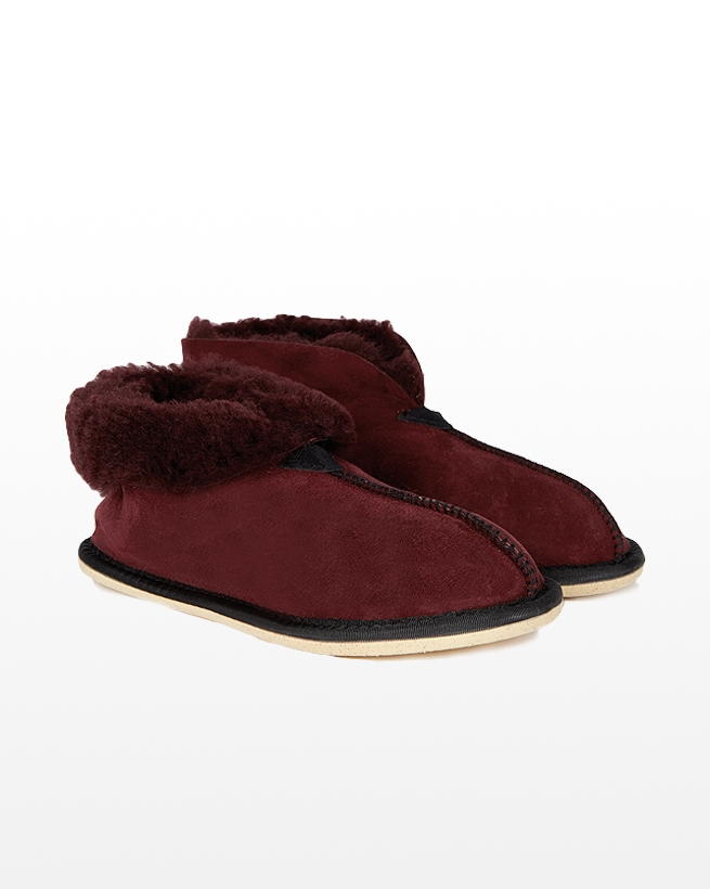 2100_bootee slipper_claret_pair1.jpg