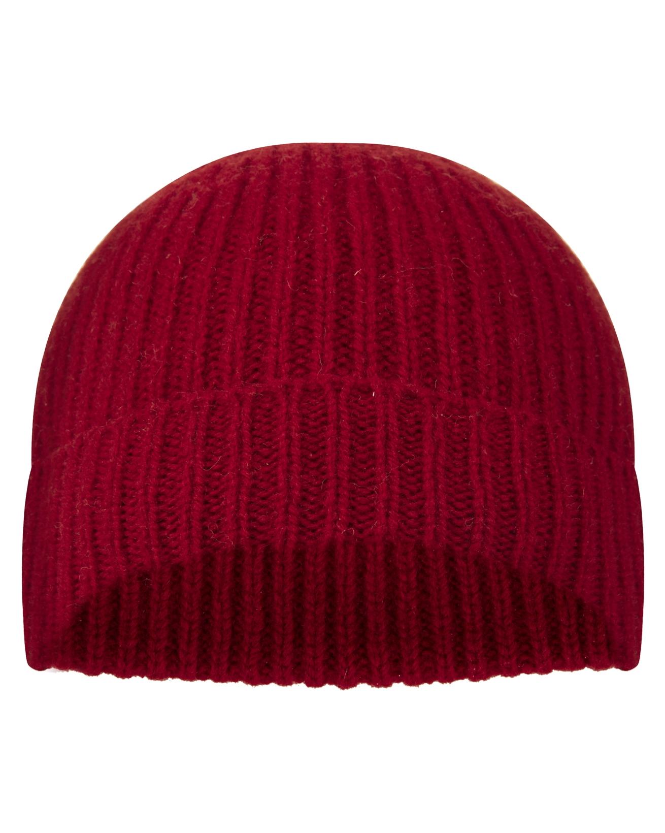 Lambswool Ribbed Hat