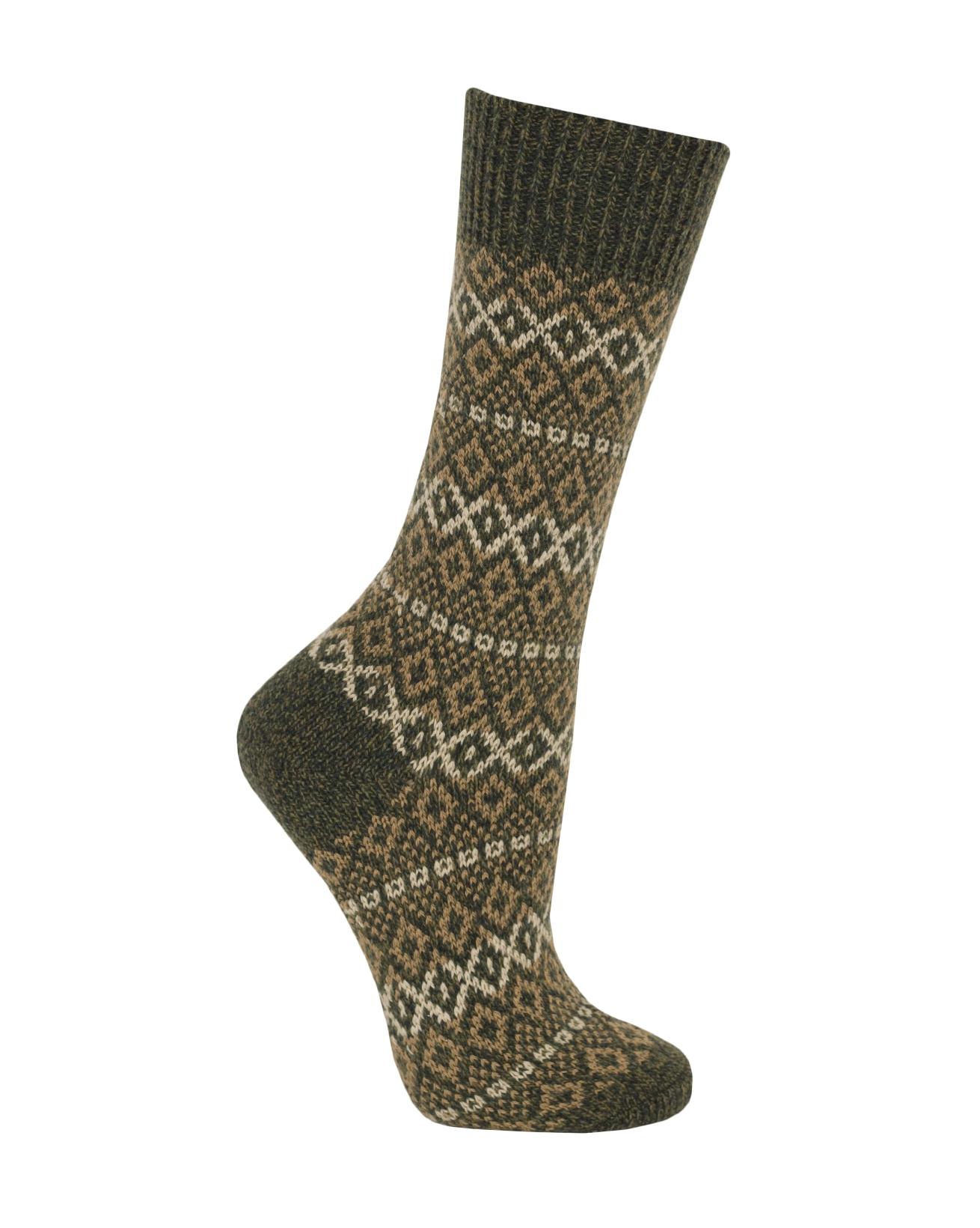 6859_ladies_fairisle_socks_forest marl.jpg