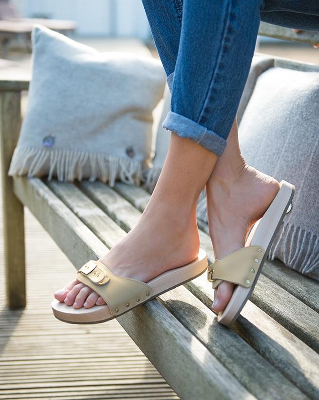 Original Scholl Flat Sandals