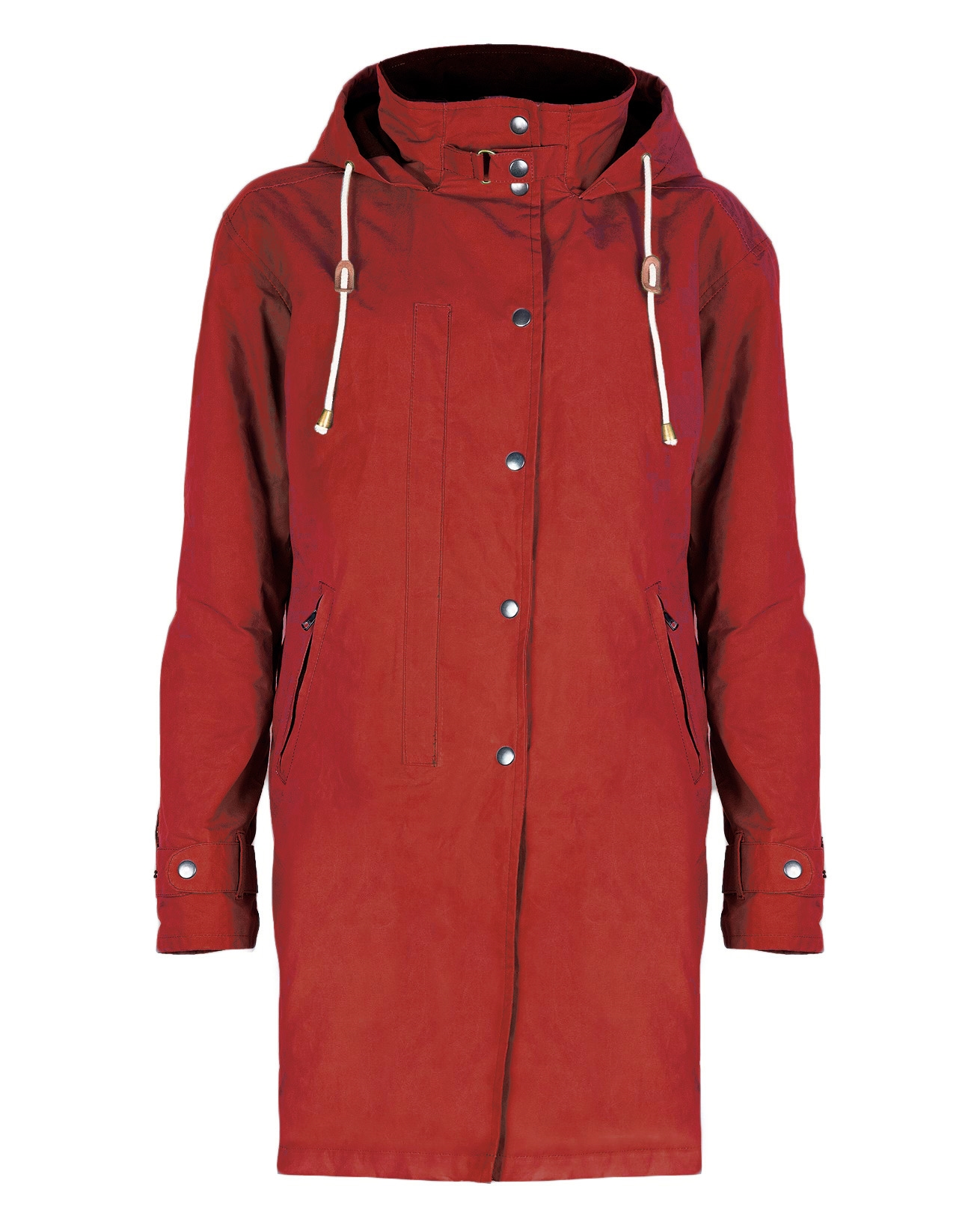 waxed cotton parka-red.jpg