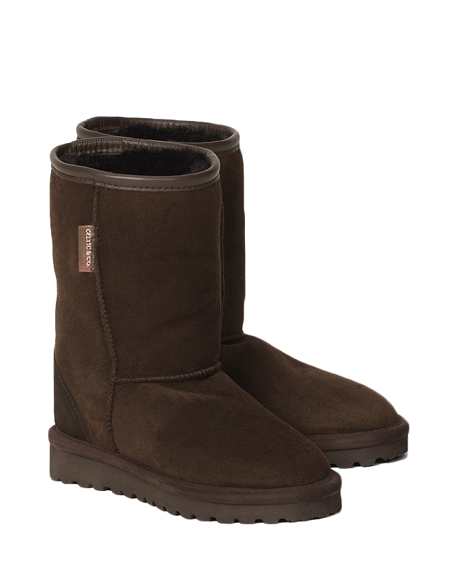 Classic Boots Regular Height - Size 5 - Mocca - 987