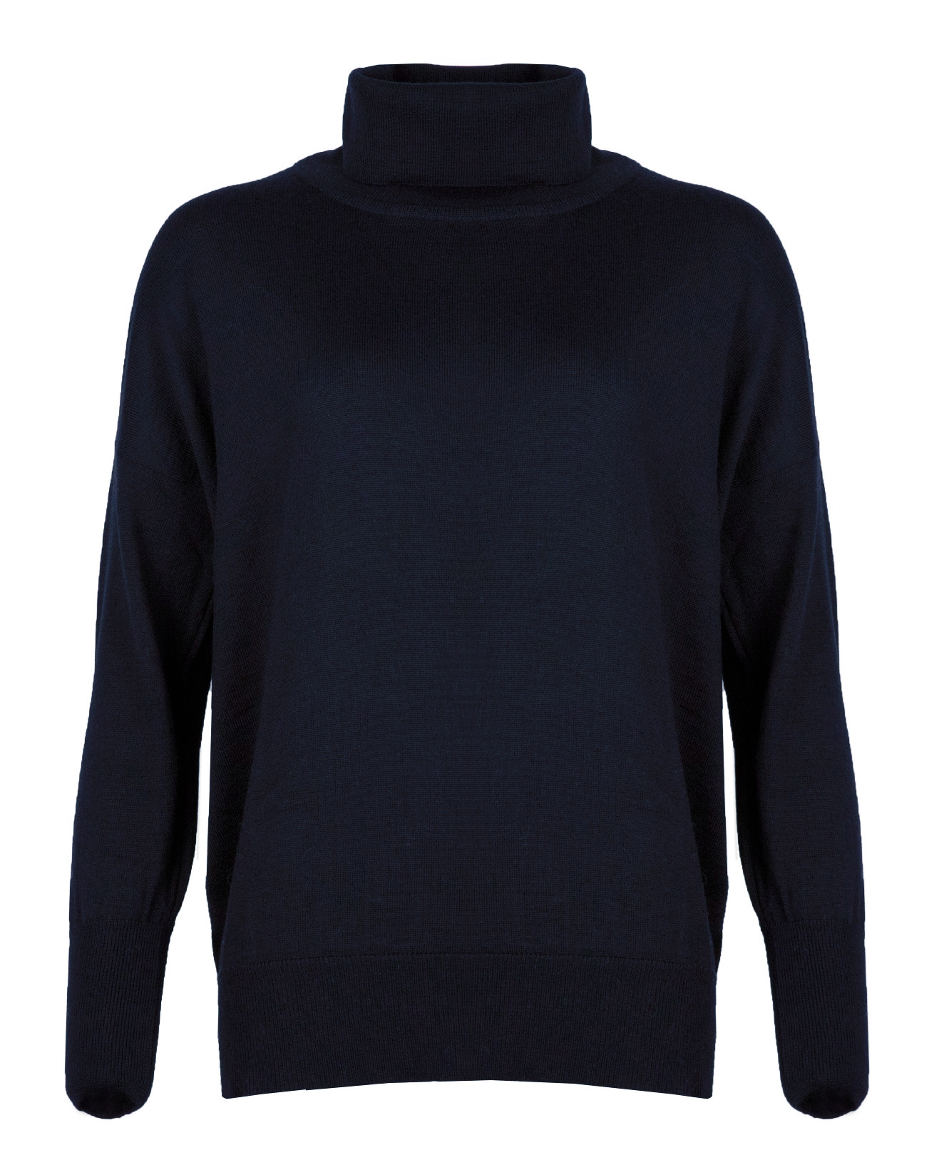 7401-slouchy fine knit roll neck-dark navy-front-ss18.jpg