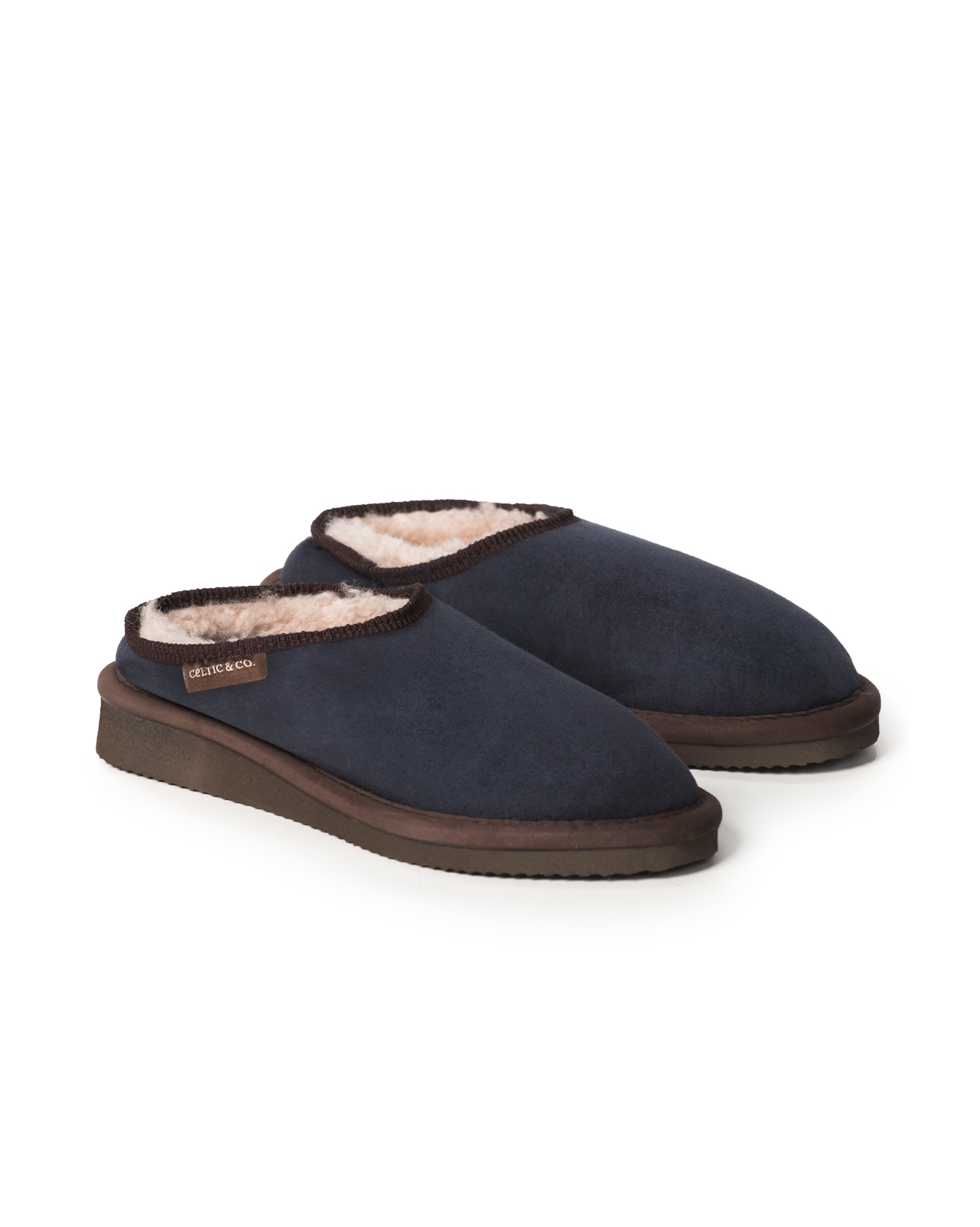 Ladies Clogs with back - Size 5 - Blue Iris - 2014