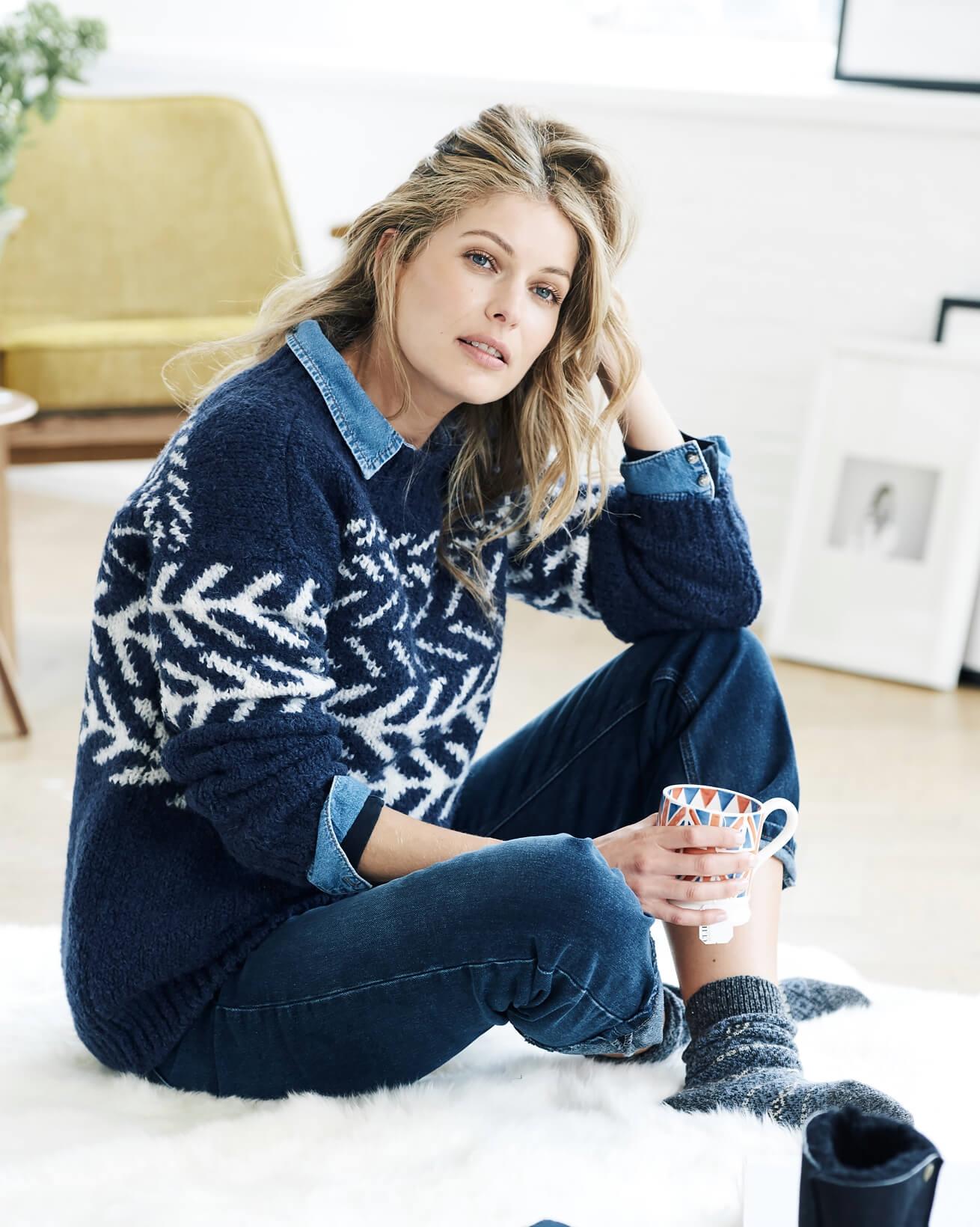 Nordic Arrow Sweater