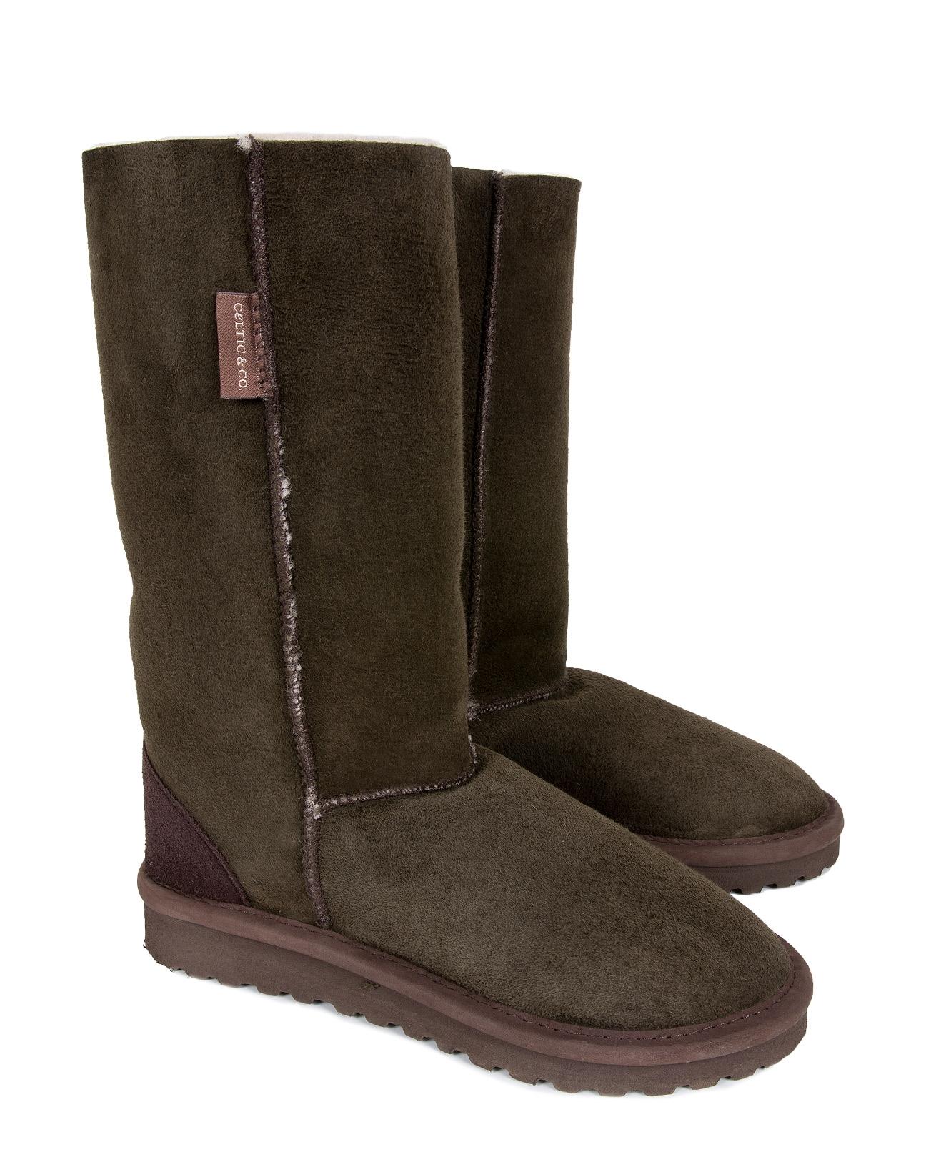 Original Celt Boots Calf - Size 7 - Moorland - 2317