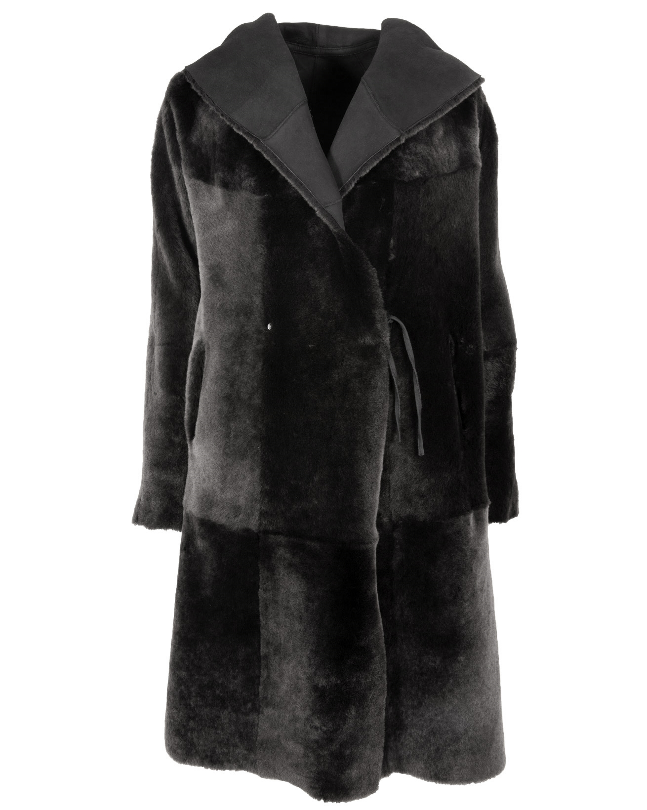 7521_hooded_shawl_coat-black-fluff front, collar down.jpg