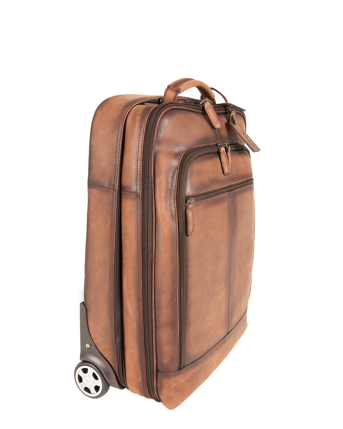 7534-tornado cabin bag-brown-side.jpg