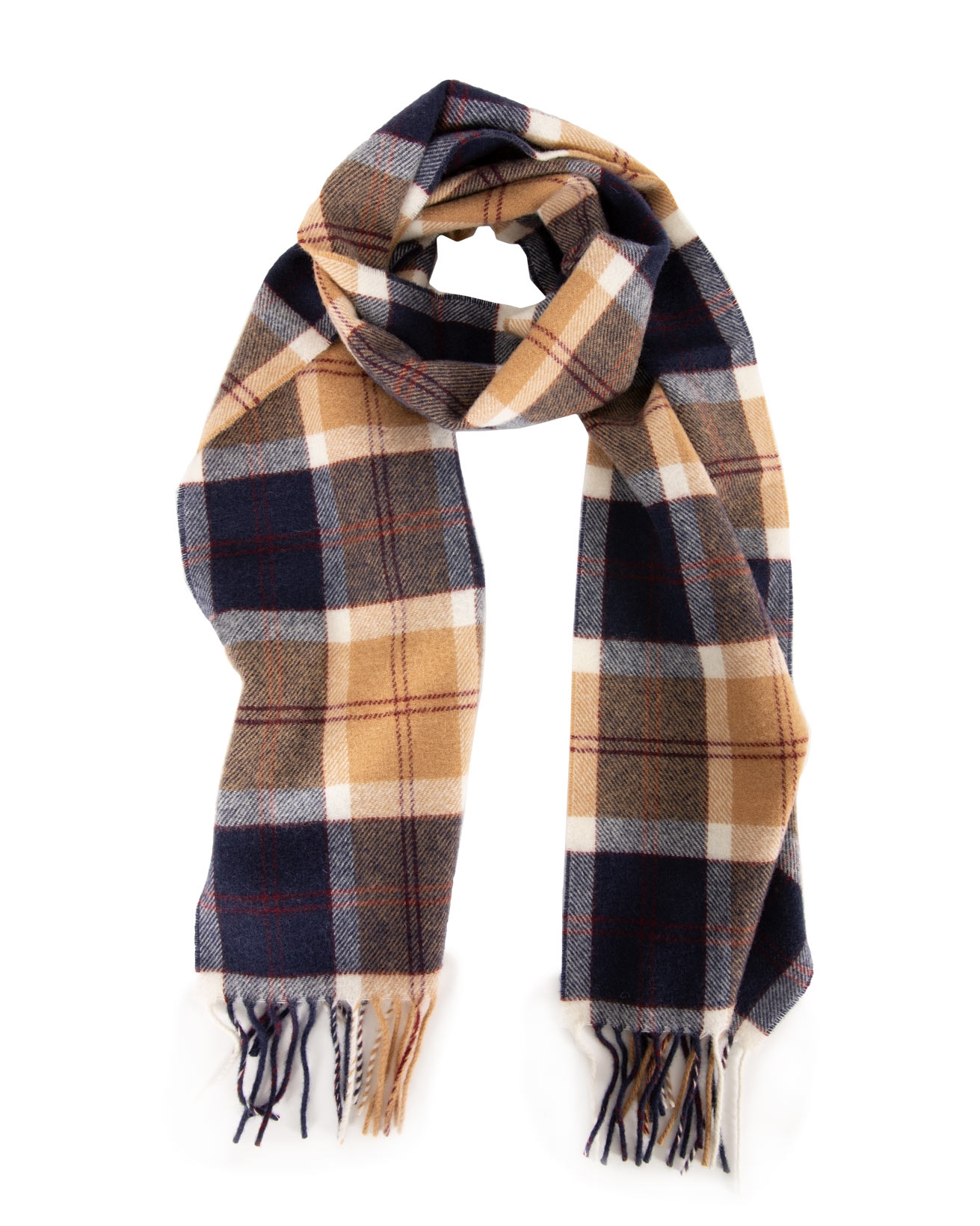 5864- lambswool tartan scarf- navy bannockbane.jpg