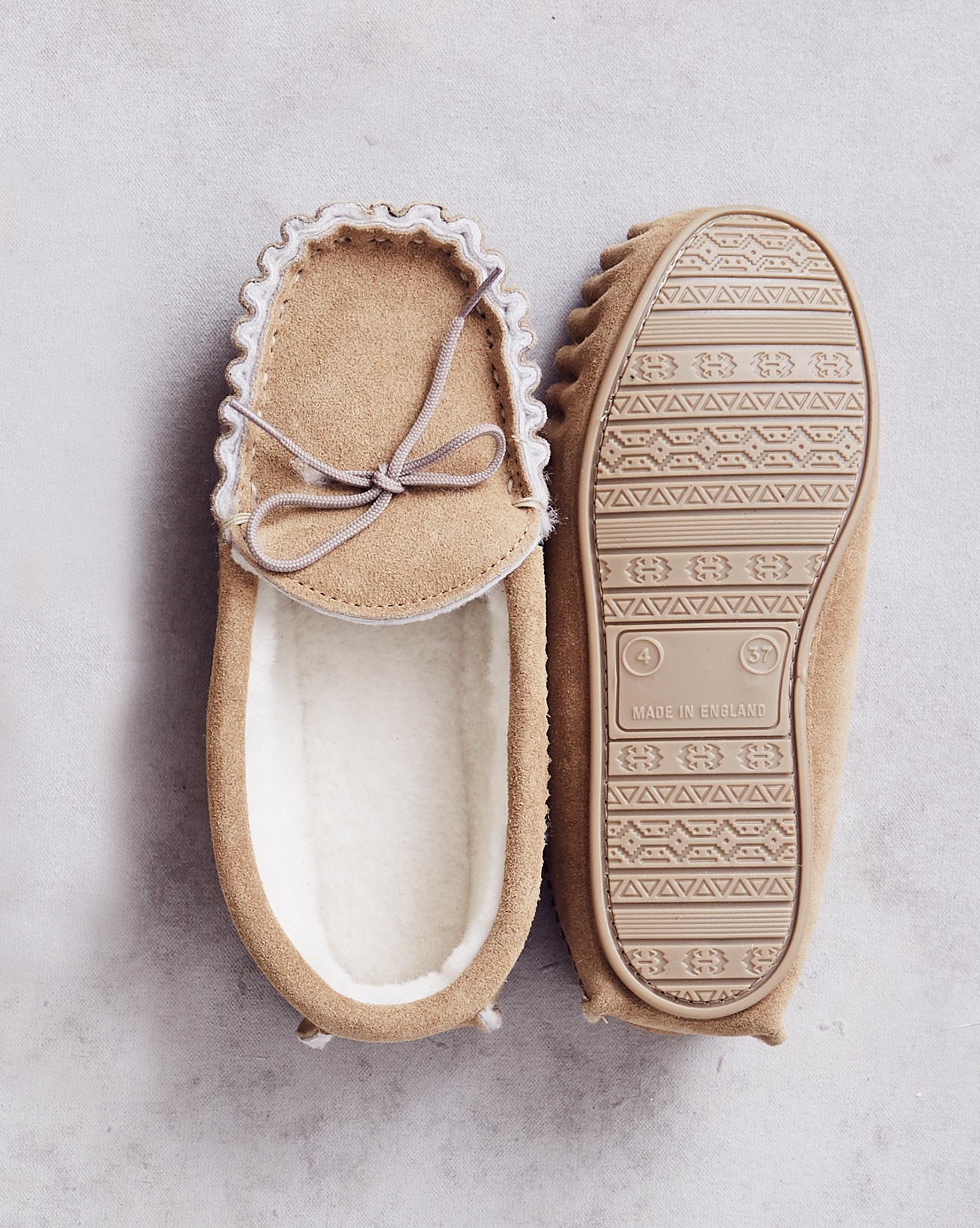 Loafer Moccasins - Hard Sole