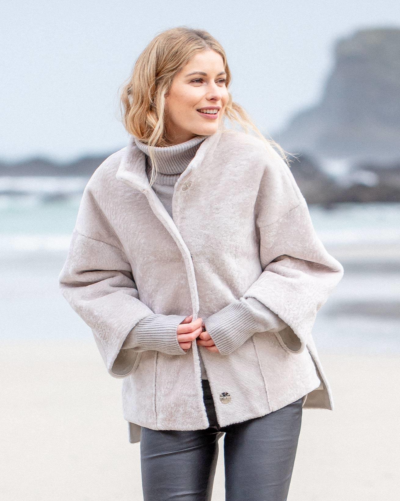 Opera Cape Coat