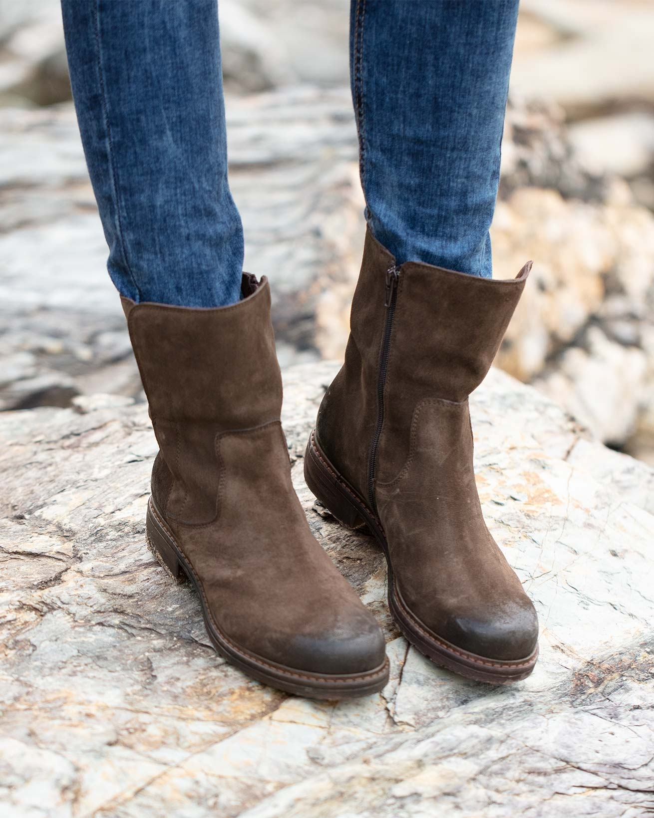 Essential Leather Ankle Boots
