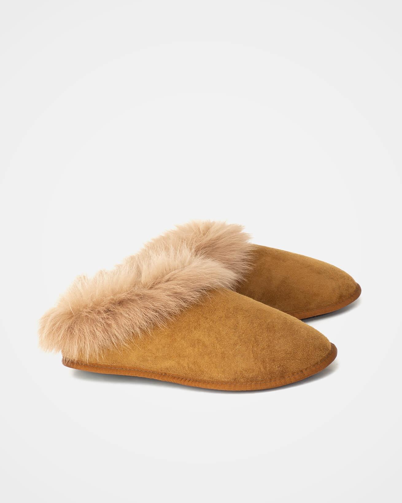 Toscana Cobi Slipper - Size 7 - Spice - 1634