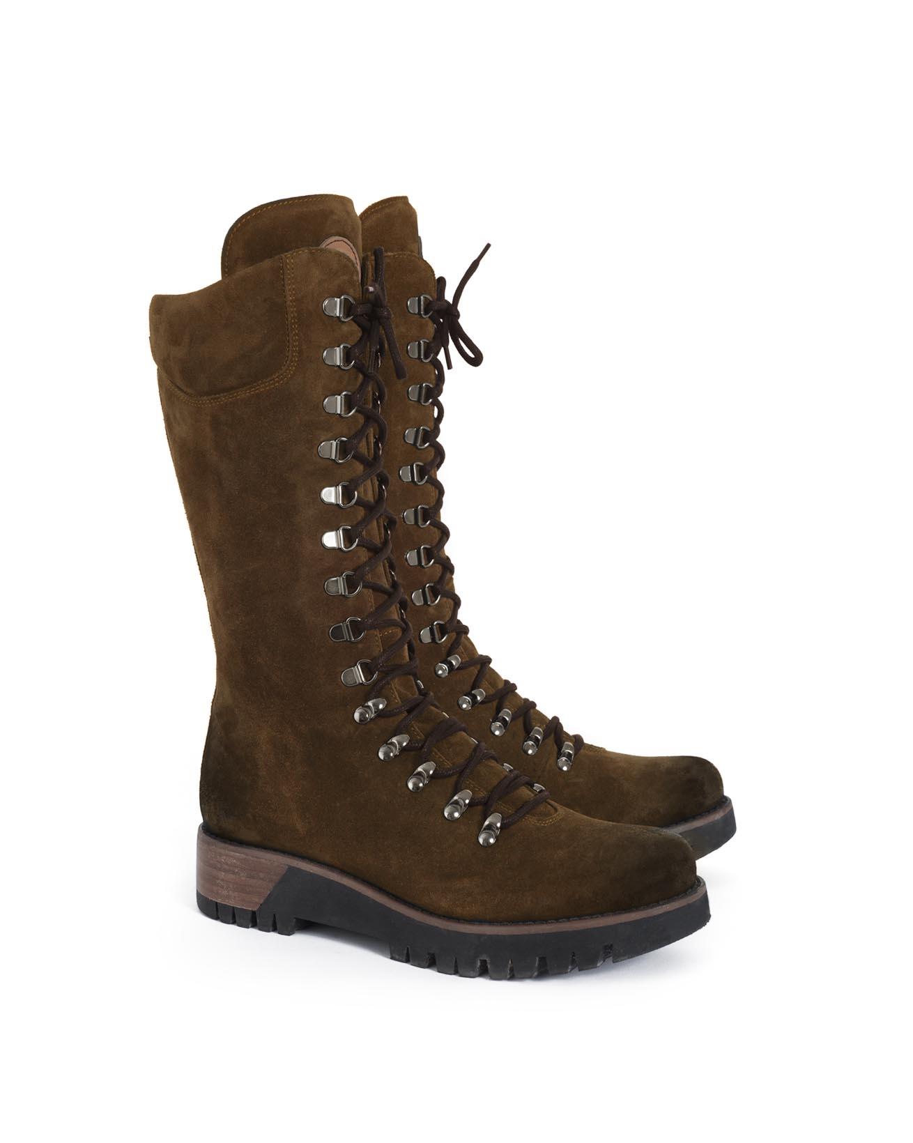 Wilderness Boots - Size 40 - Cinnamon - 1148