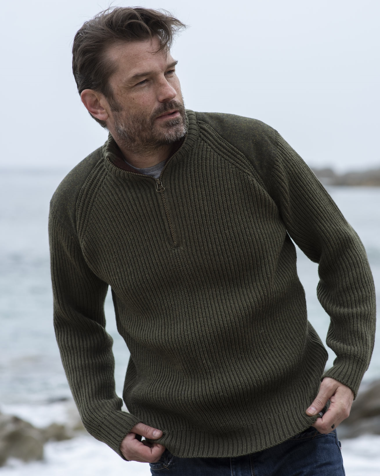 7617_mens-ribbed-half-zip-jumper_olive_044_ifs.jpg