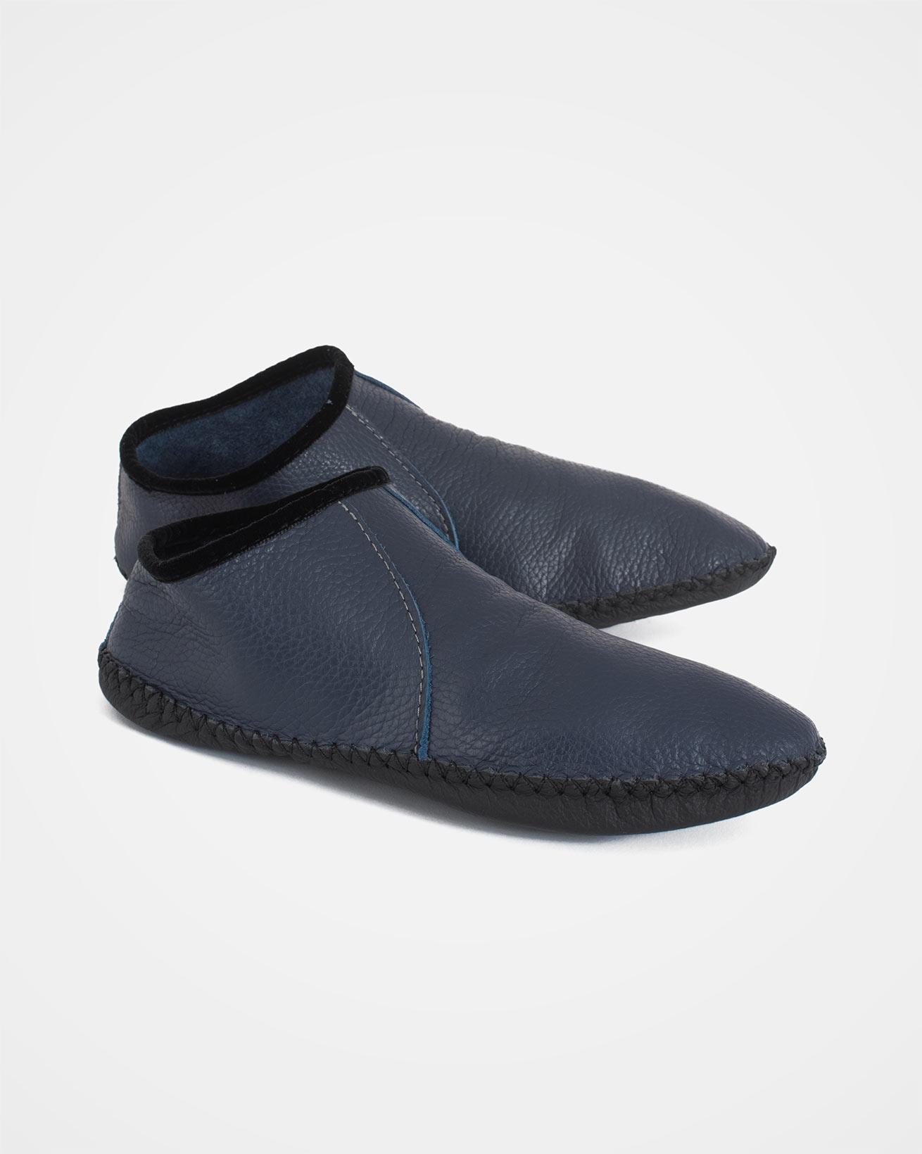 Leather Baboushka