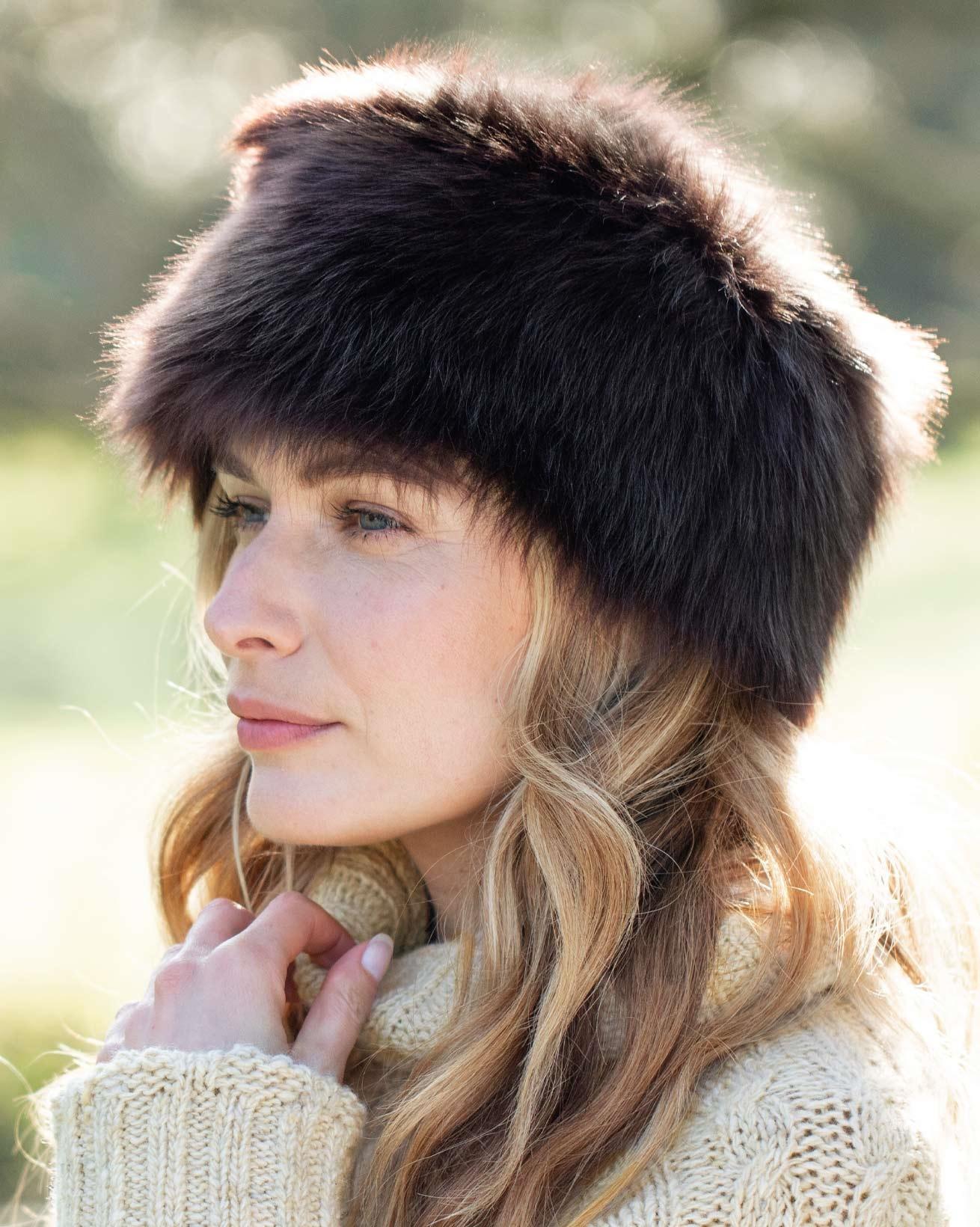 Short Pillar Toscana Hat