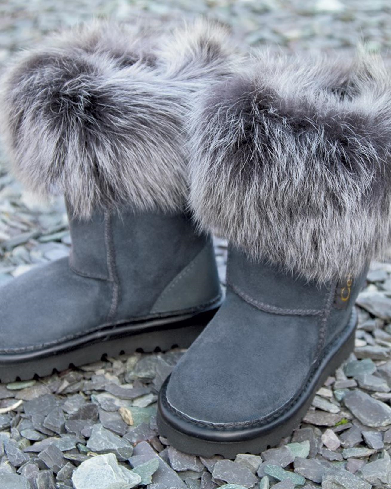 Mini Toscana Boots