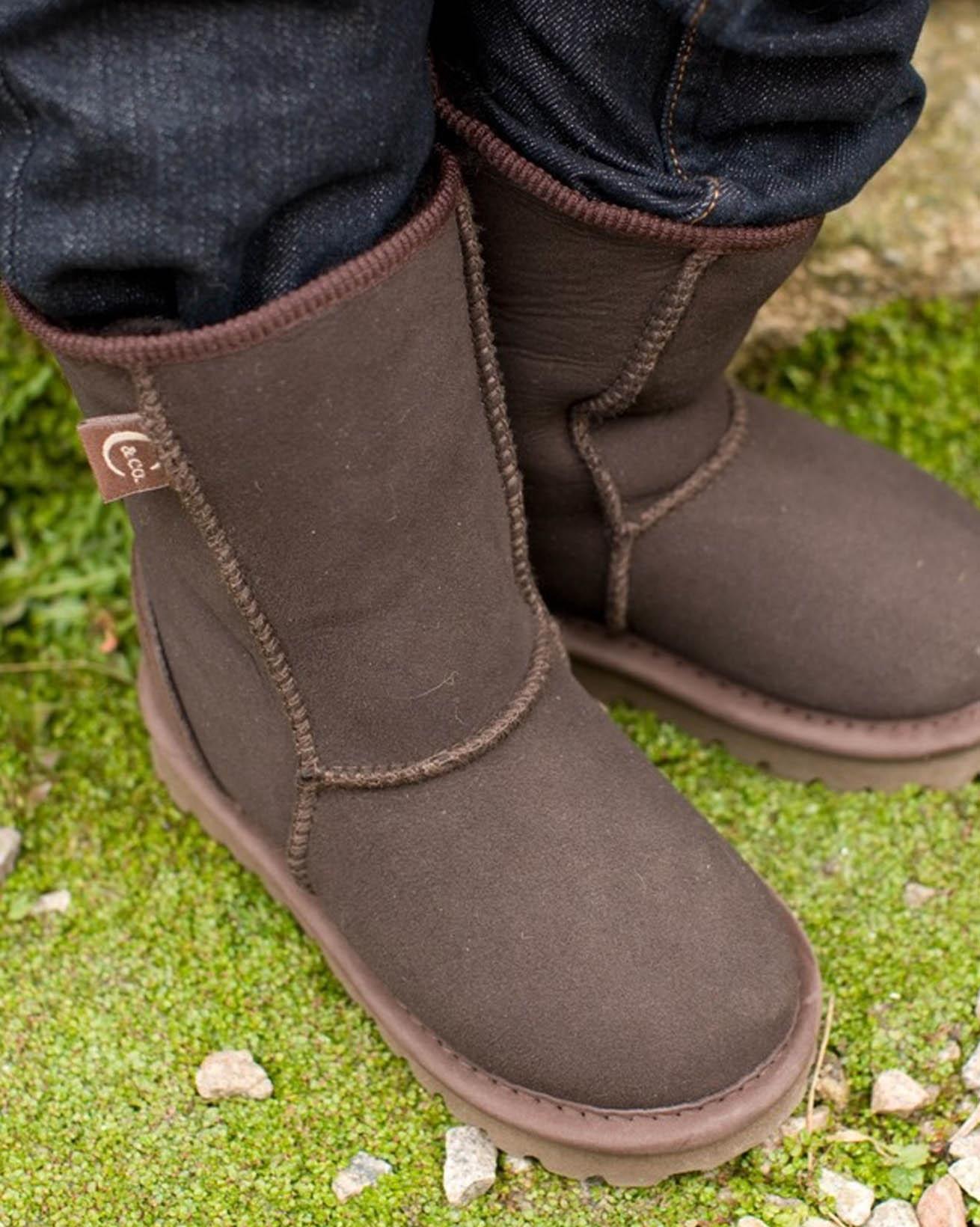 Mini Classic Boots