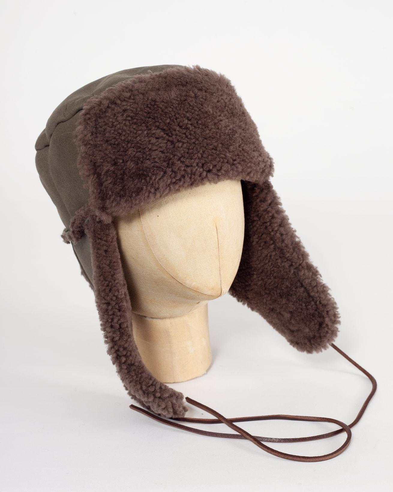 Hunter Hat - One Size - Vole - 1021