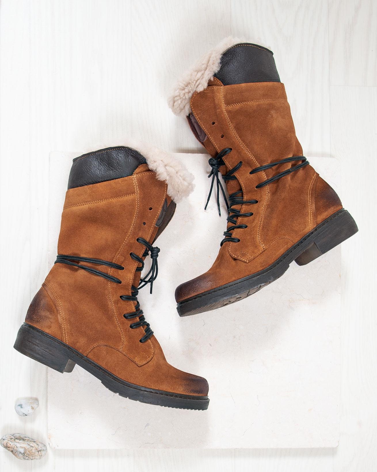 Woodsman Boots