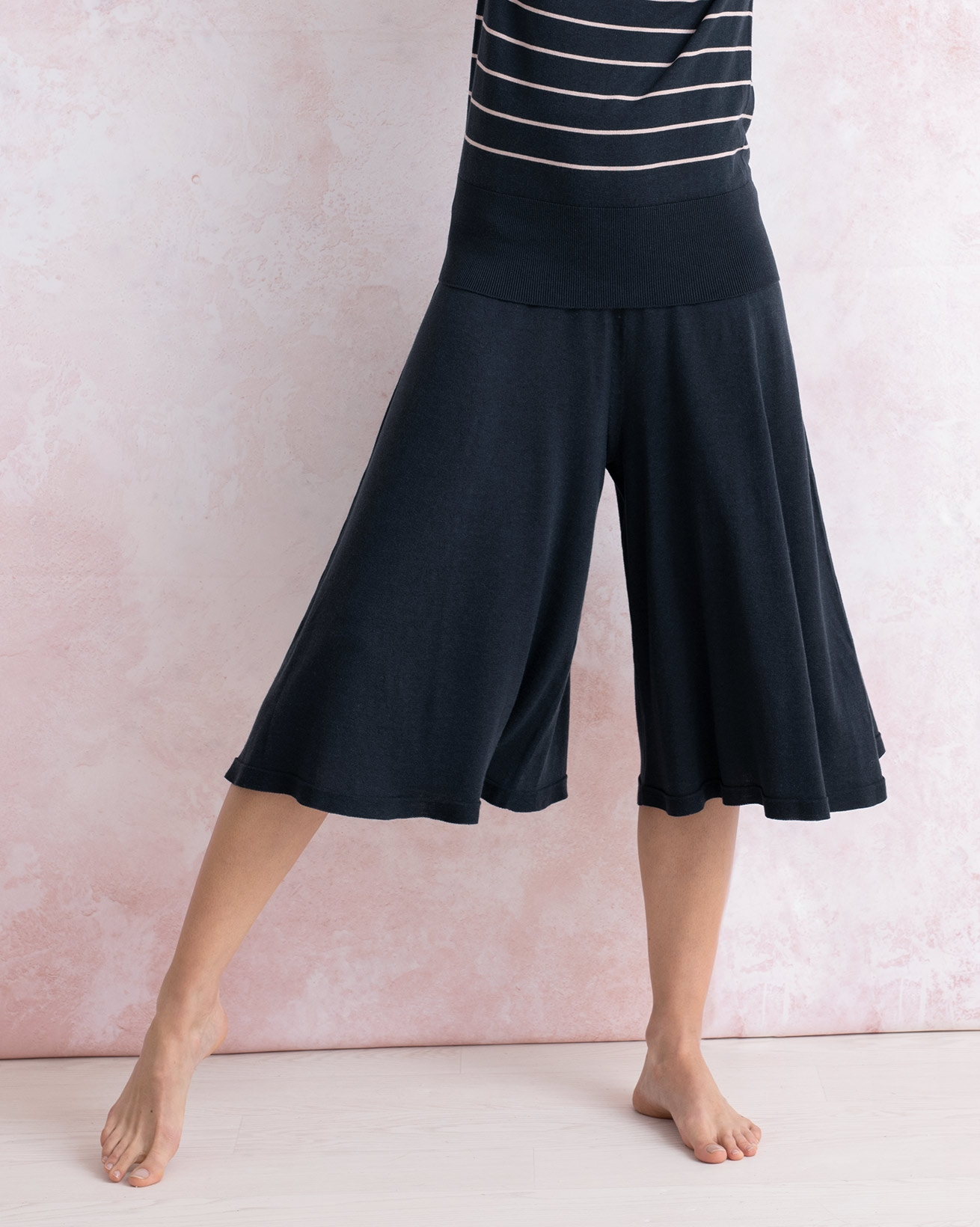 Eco Cotton Culottes