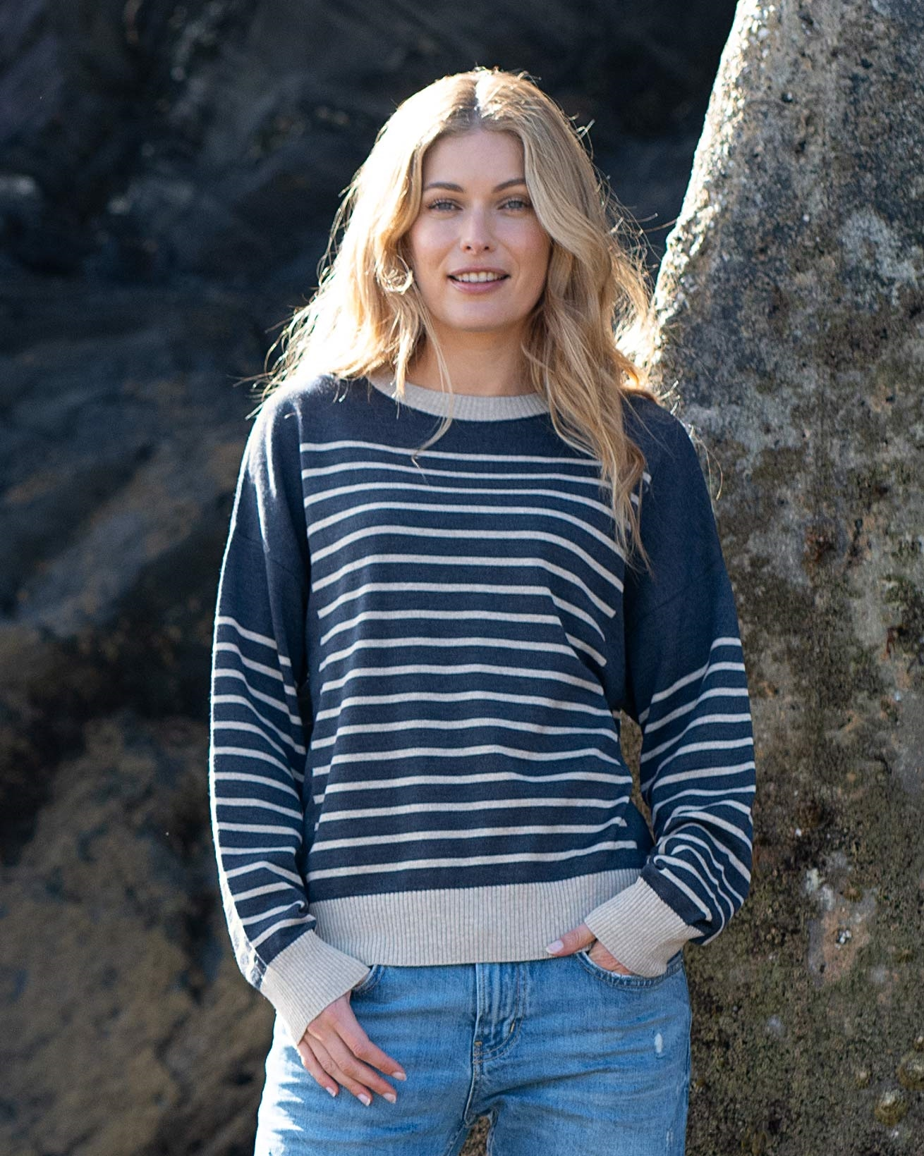 Merino Easy Crew Neck