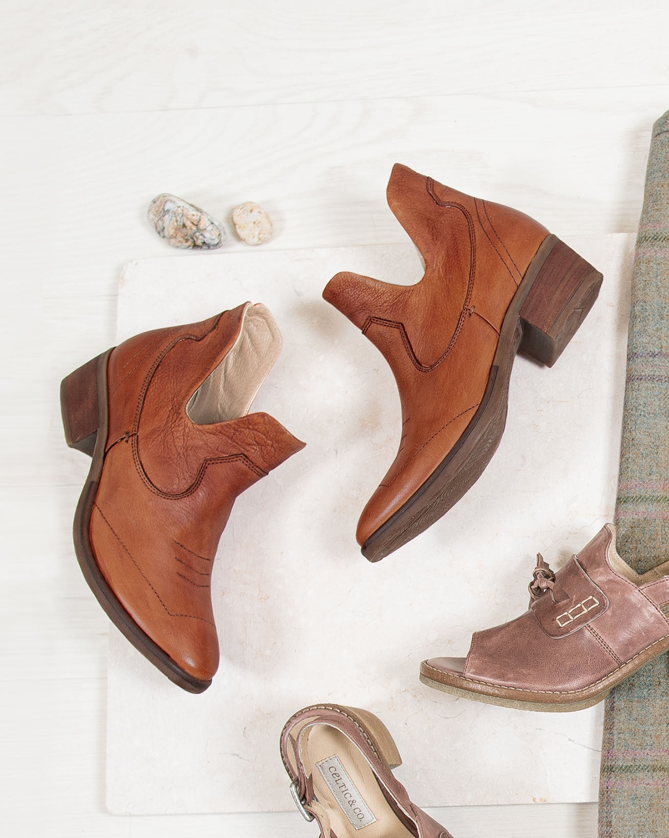 Tangier Ankle Boot