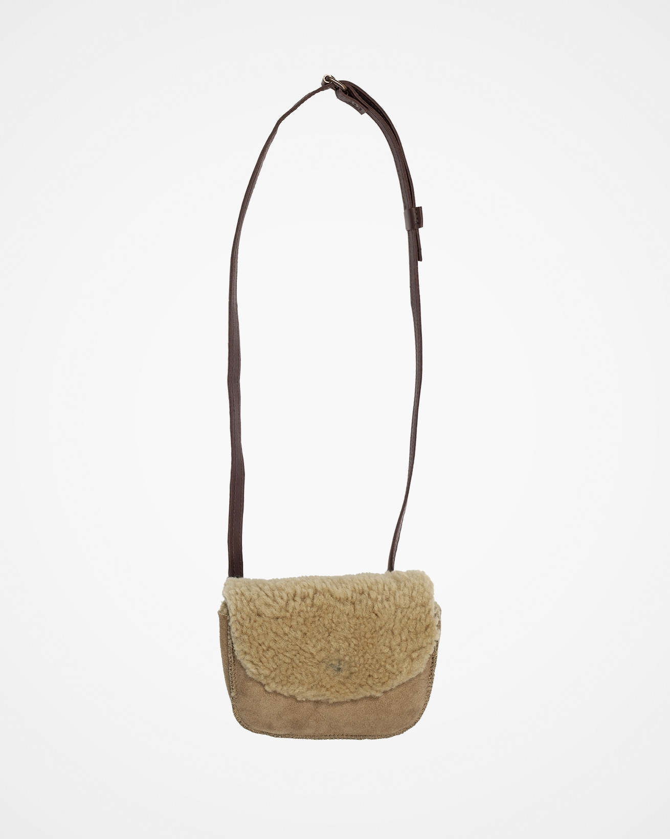 Sheepskin Belt Bag