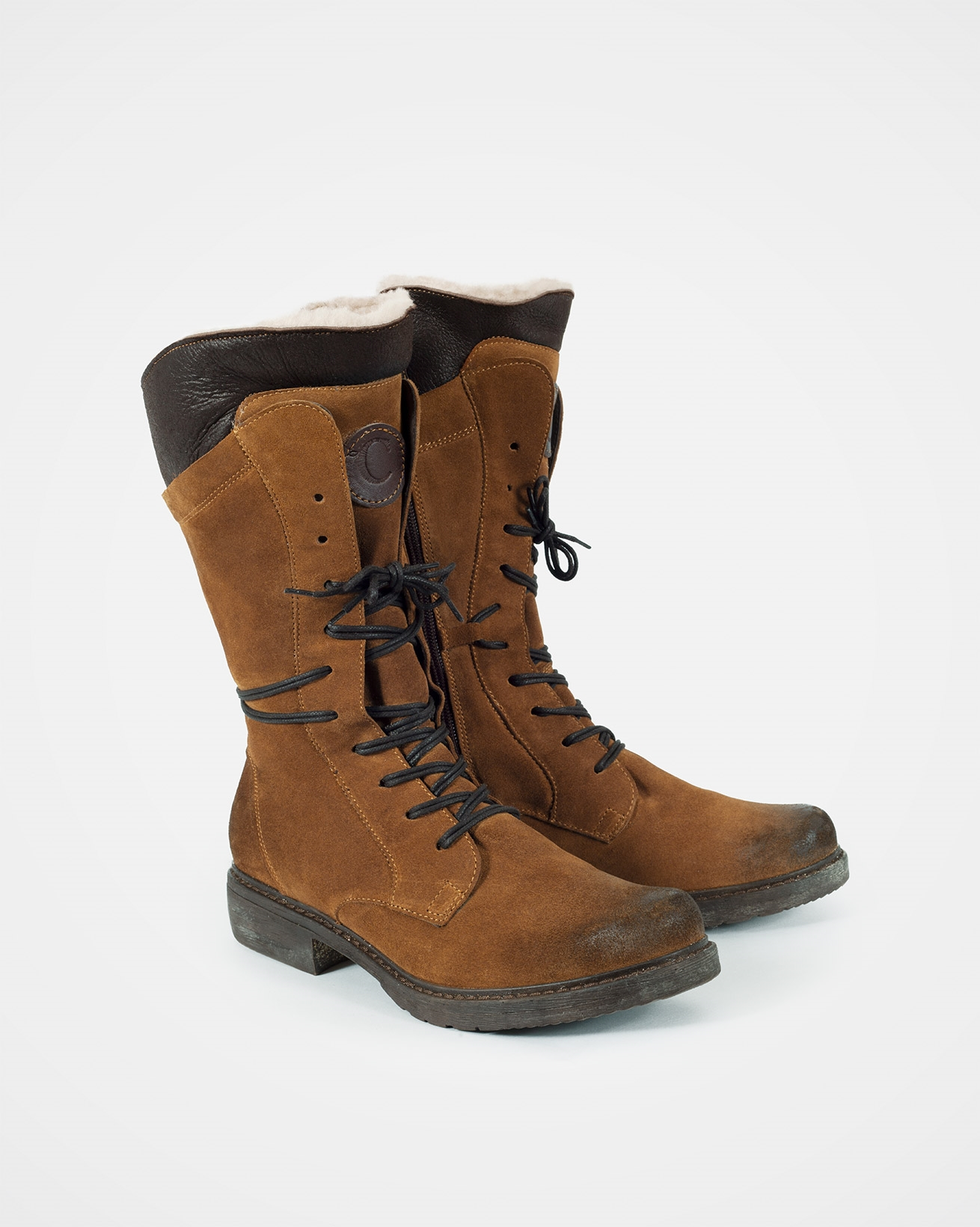 Woodsman Boot - Size 37 - Cinnamon - 1587