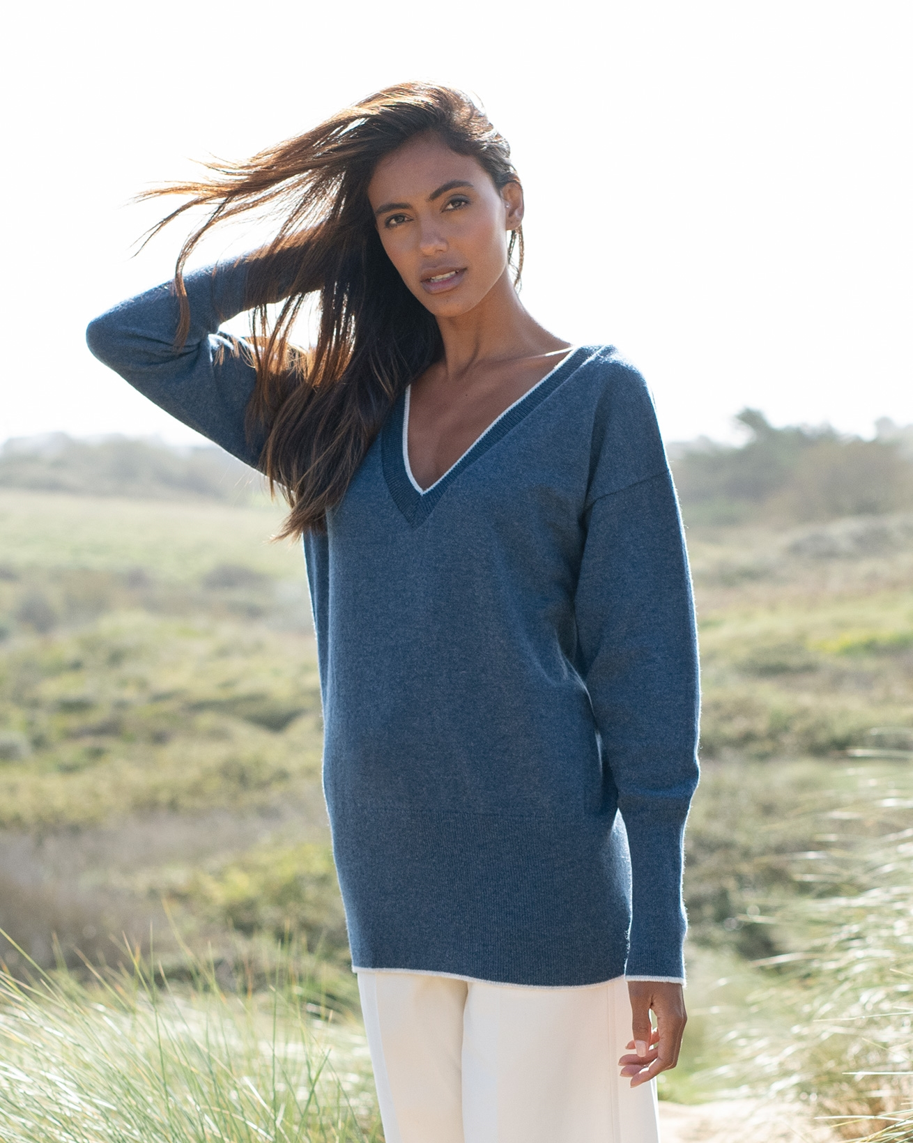 Supersoft V Sweater