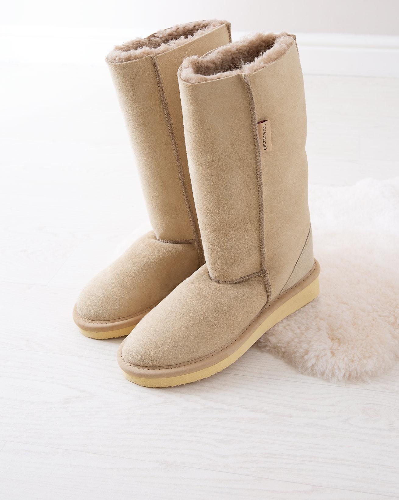 Celt House Boots - Calf