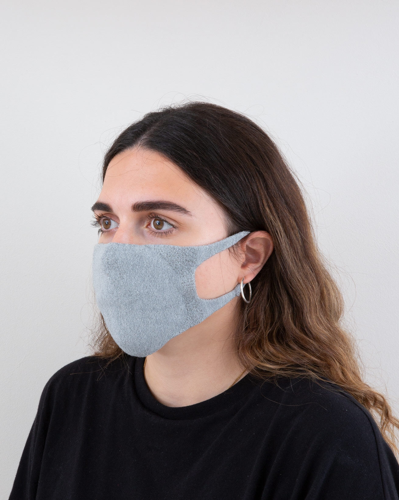 Knitted Face Masks (Pack of 2)