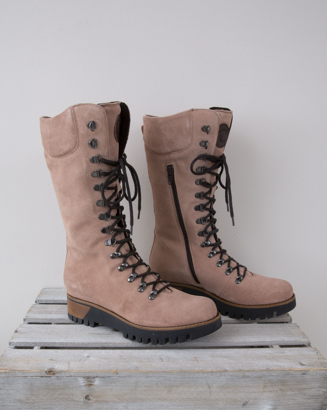 Wilderness Boot - Size 40 - Peony Pink - 1345