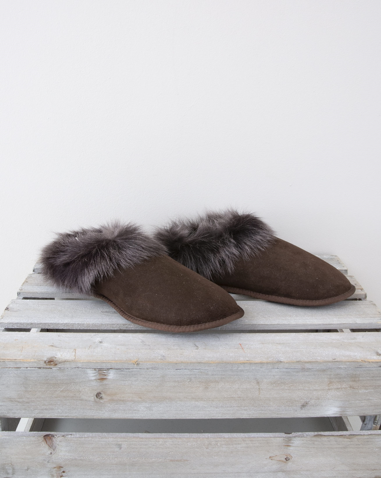 Cobi Slippers - Size 6 - Mocca - 776