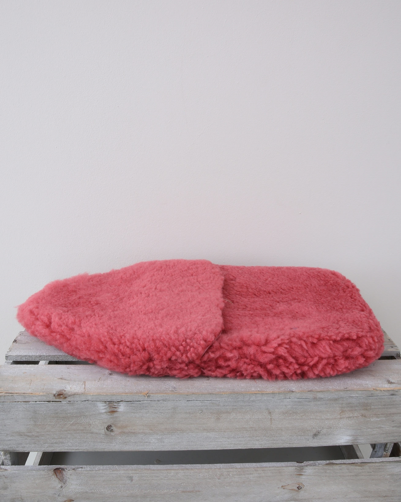 Hot Water Bottle Cover - Raspberry - 1370