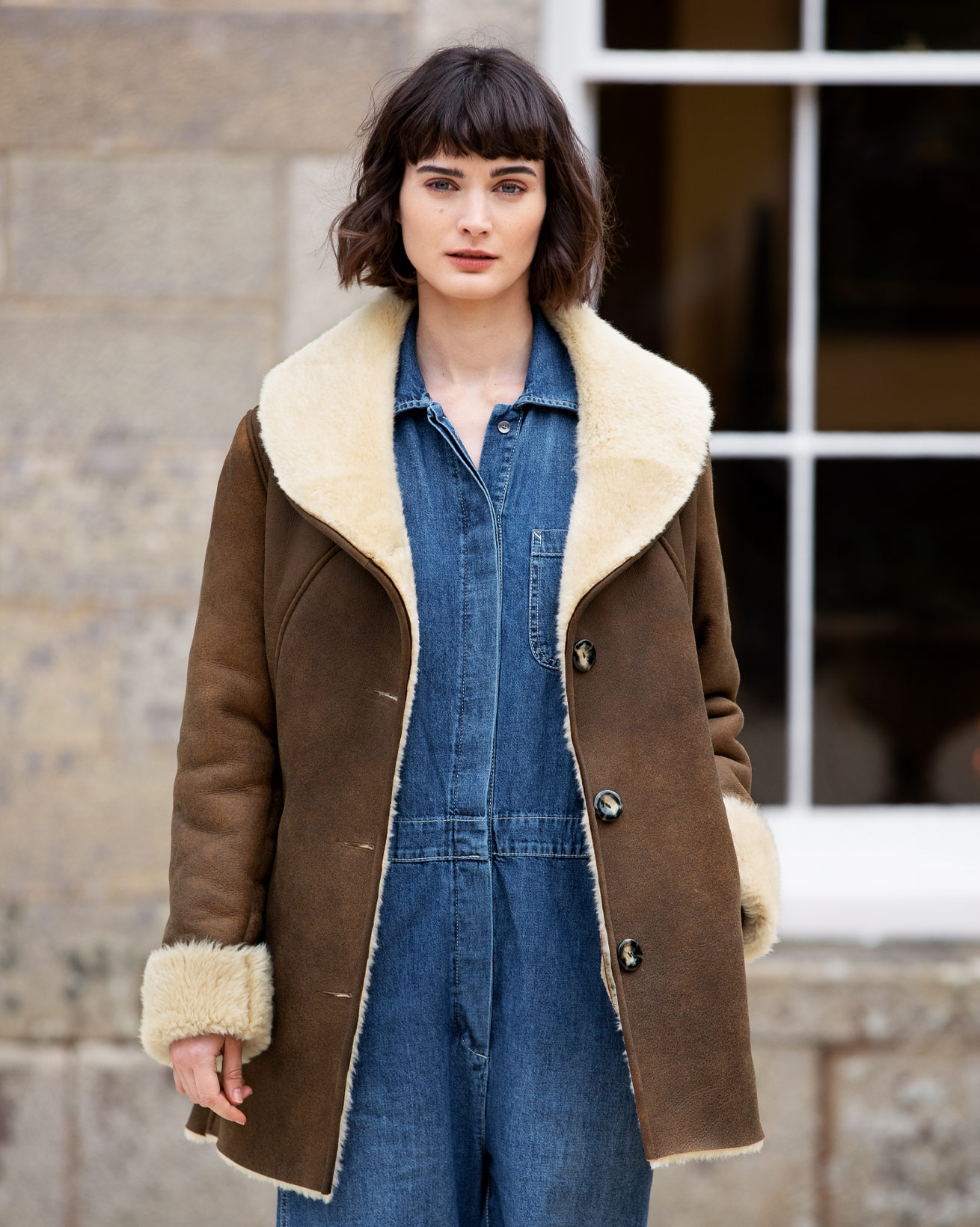 Londoner Shearling Jacket
