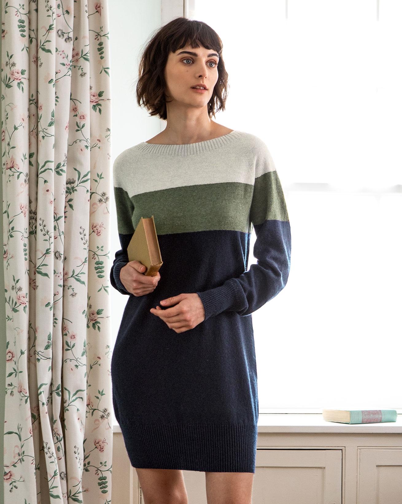 Superweiches Slouch-Kleid