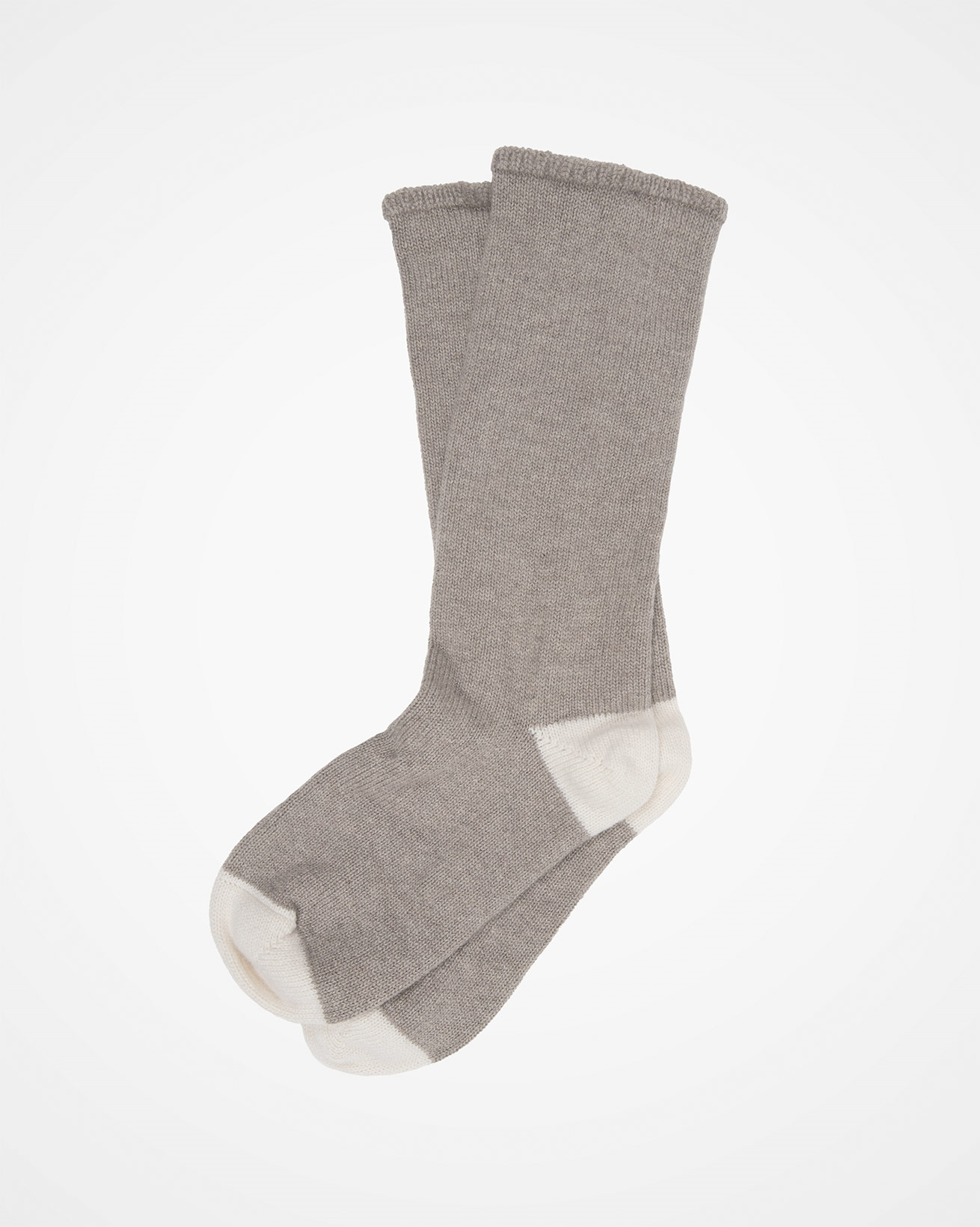 Ladies Pure Cashmere Lounge Sock