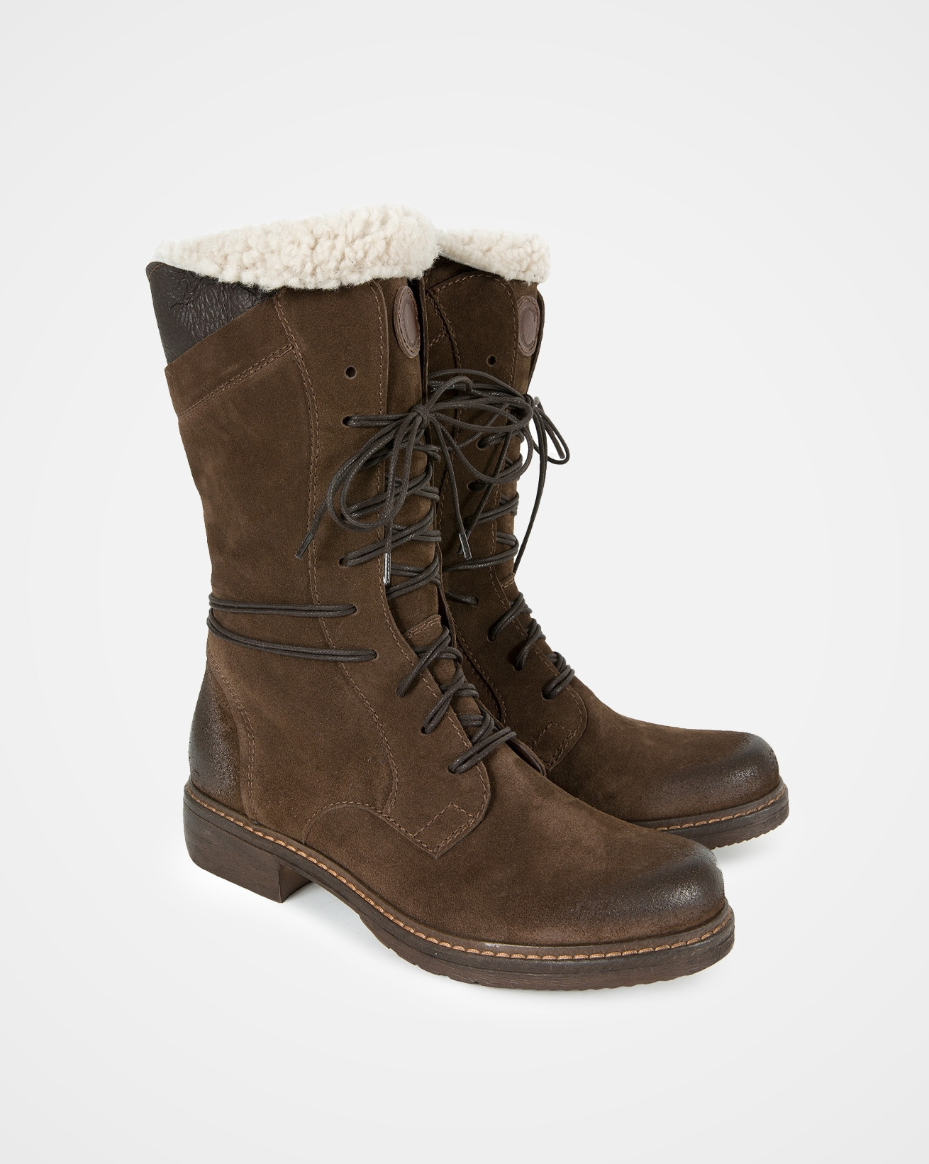 Woodsman boots - Size 37 - Brown - 1749