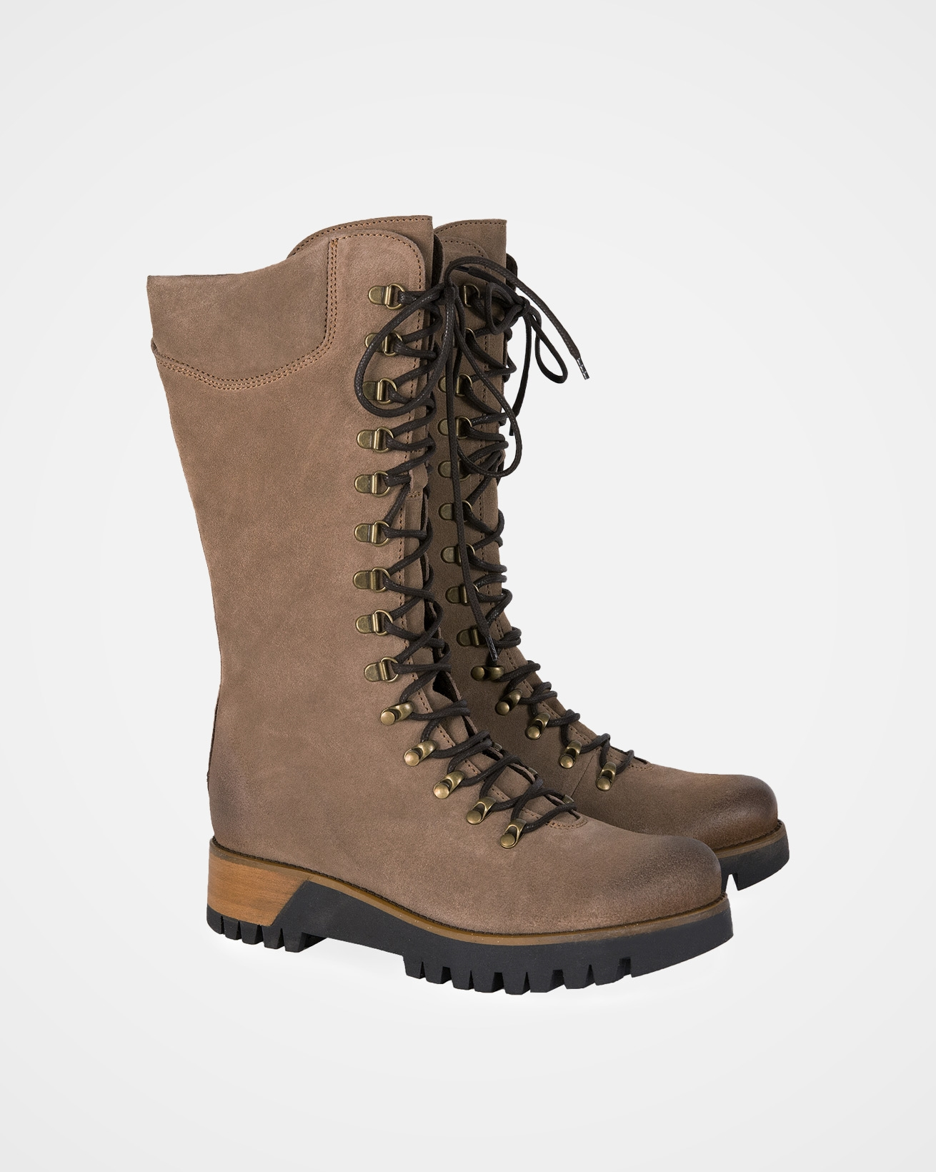 Wilderness Boots - Size 41 & 42 - Taupe - 2053