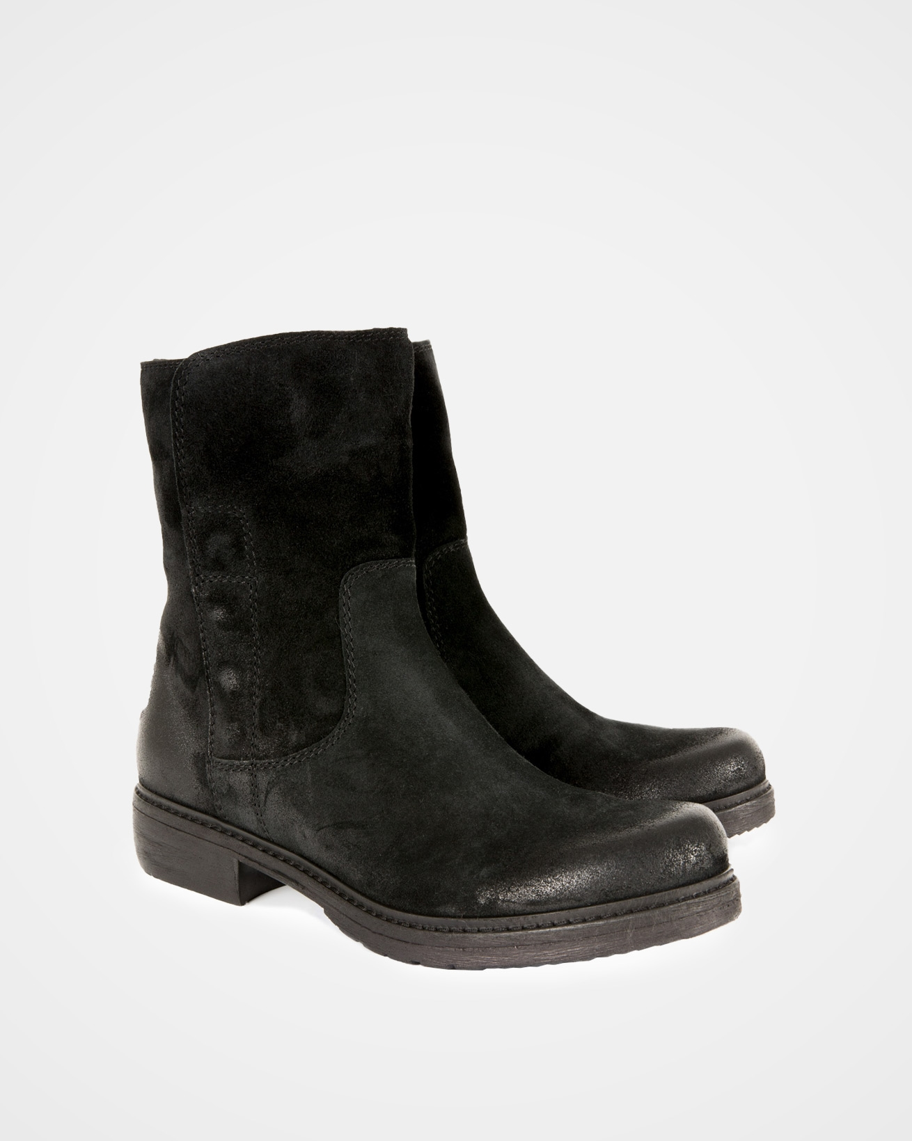 Essential Ankle Boots - Size 37 - Black - 2051