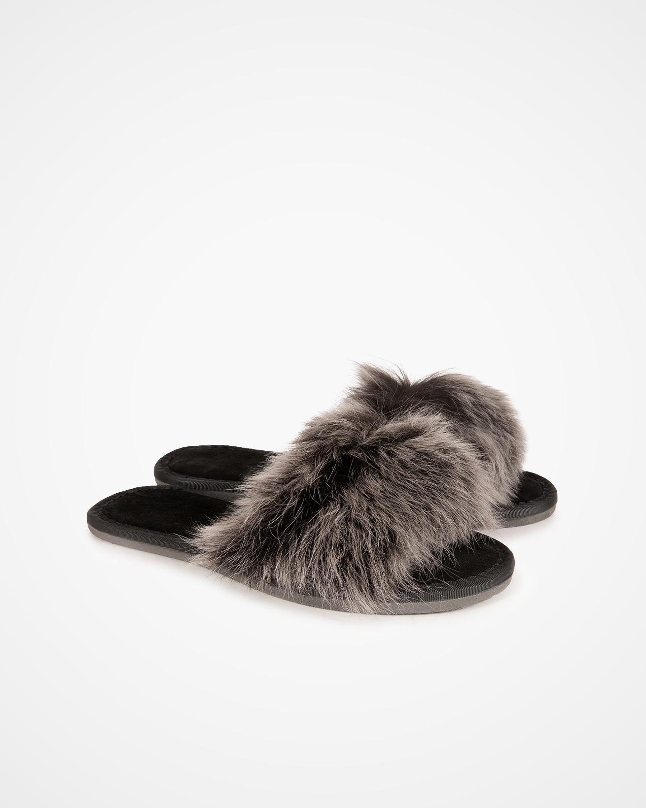 Toscana Slides - Size 5 - Ebony Snow Tip - 2033