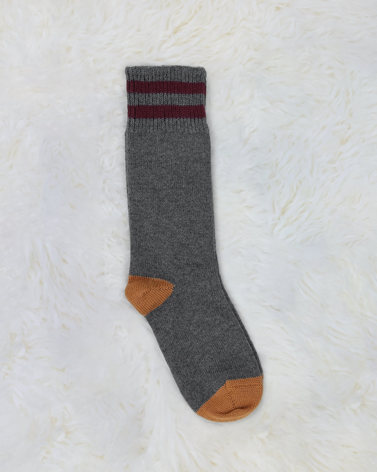 Ladies Cashmere Cotton Socks