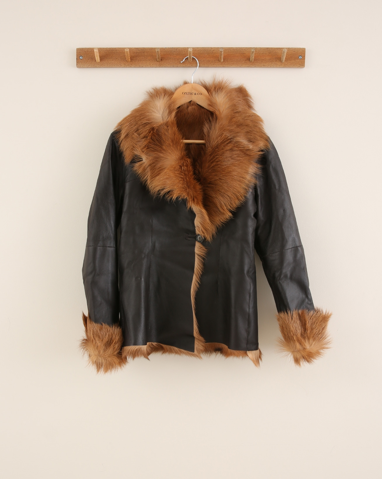 Cabra Jacket - Size X-Small - Rust - 1671
