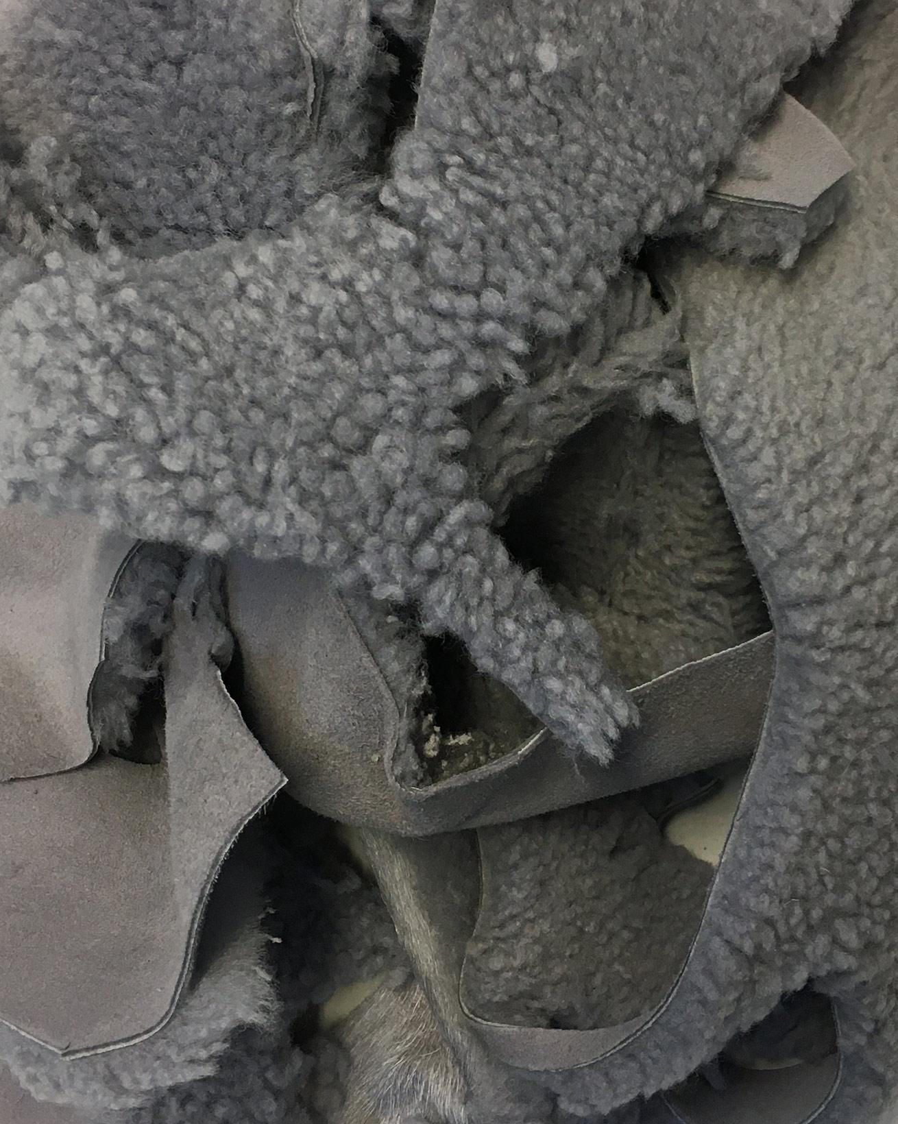 Shearling Offcuts