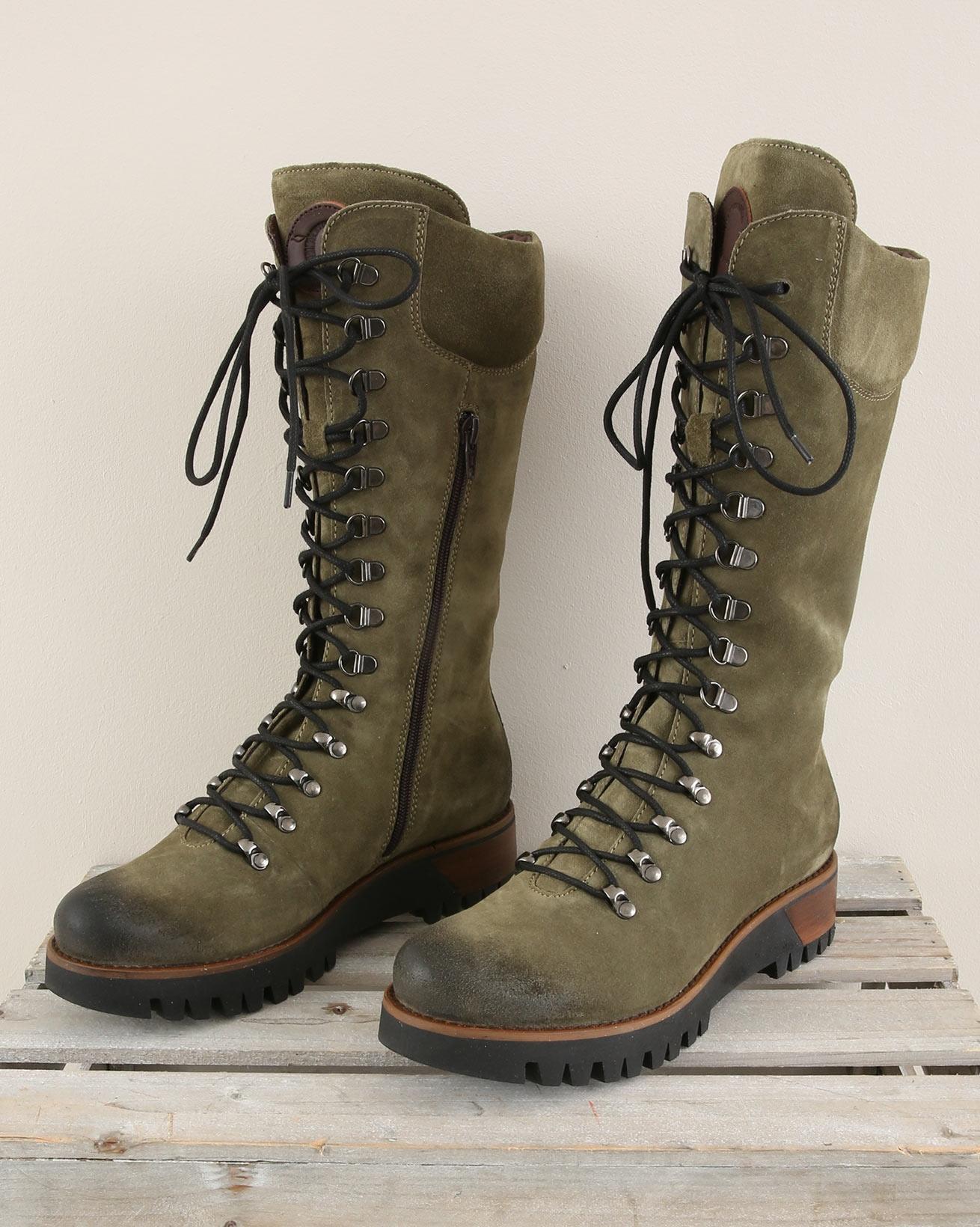 Wilderness boots - Size 39 - Sage - 1991